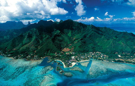 Moorea French Polynesia Meeting And Event Space At