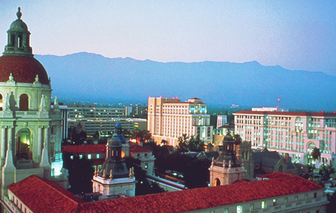 Westin Pasadena Pool The Westin Pasadena Meetings