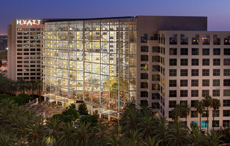 Garden Grove California United States Meeting And Event Space At Hyatt Regency Orange County