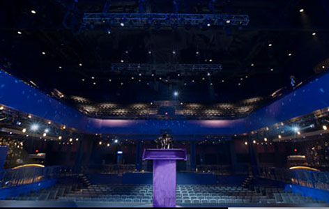 Detroit Michigan United States Meeting And Event Space