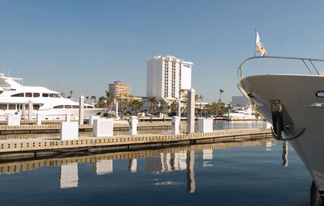 Bahia Mar Beach Resort Yachting Center