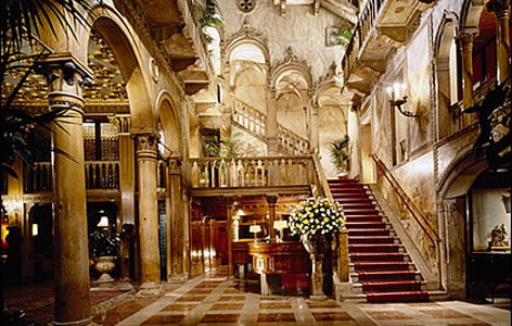 Venice, Italy - Meeting and Event Space at Hotel Danieli