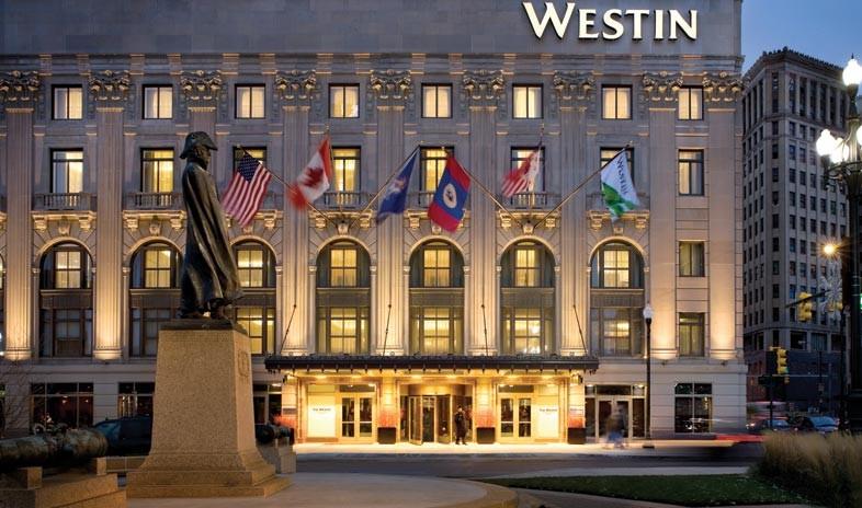 Westin Book Cadillac Hotel Detroit Mi
