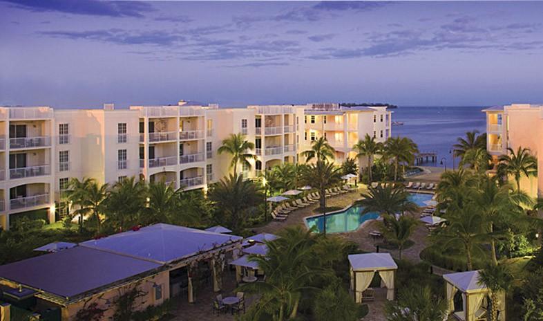 Key West Marriott Beachside Hotel Beach 2.jpg