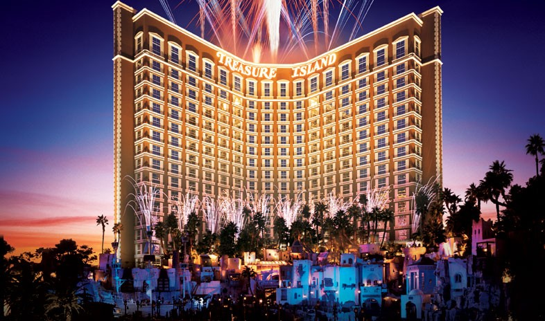 Vegas treasure island hotel and casino grand hotel and casino
