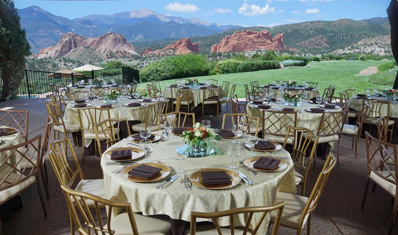 Colorado Springs Tours The Broadmoor Colorado Outdoor Party Invitations Ideas