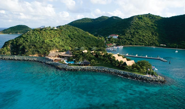 Peter Island British Virgin Islands Spa