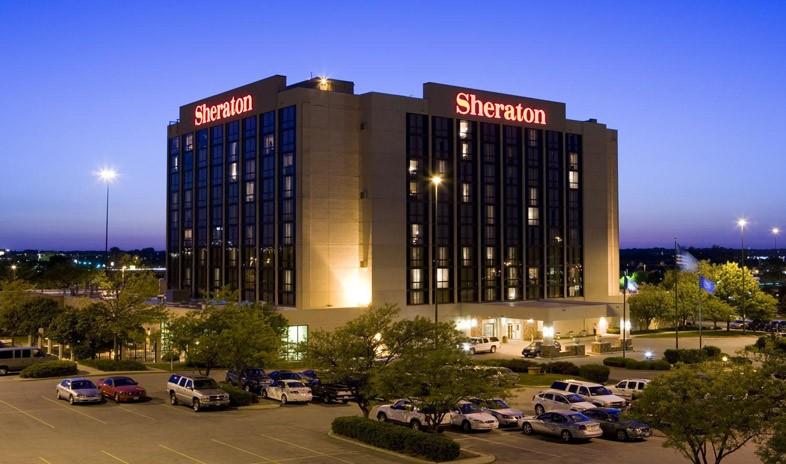 Sheraton Plaza Hotel St Louis