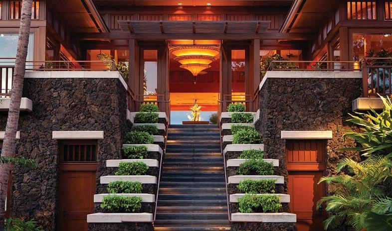 Four Seasons Big Island Resort Fee