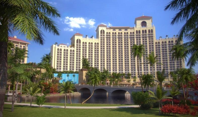 Baha Mar mega resort in Bahamas to open — finally — in March ...