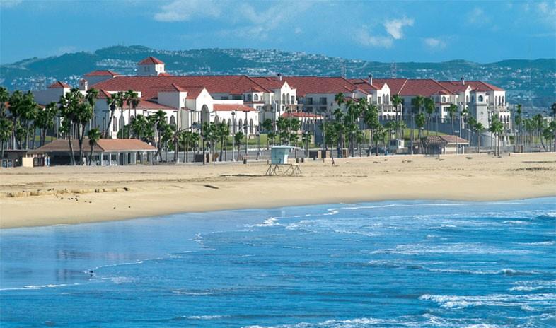 Huntington Beach Front Hotels