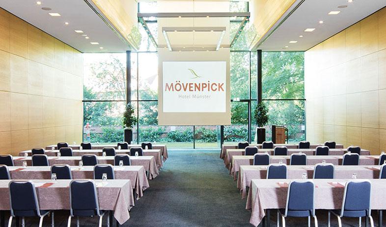 muenster germany meeting and event space at moevenpick hotel muenster. Black Bedroom Furniture Sets. Home Design Ideas