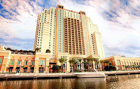 Tampa Marriott Waterside Hotel And Marina Meetings Jpg