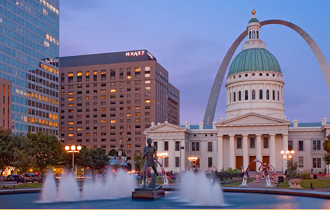 Hyatt Regency St Louis At The Arch Missouri.jpg
