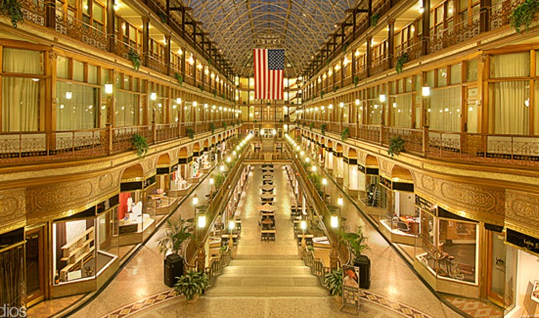Hyatt Regency Cleveland At The Arcade Meetings.jpg