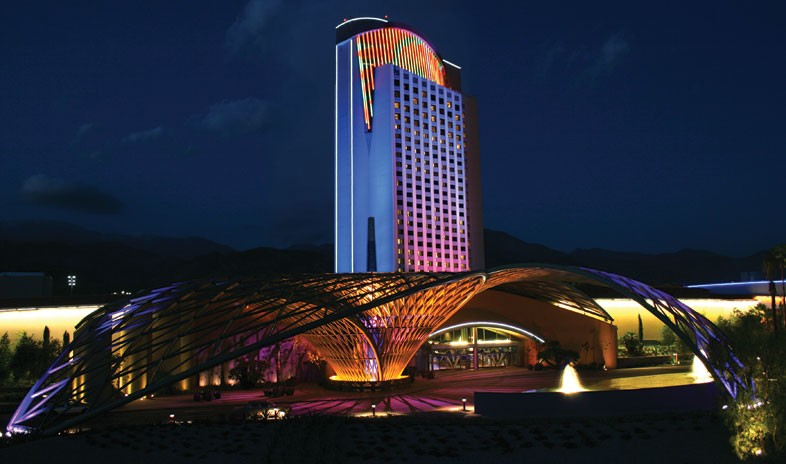 Palm springs ca casino morongo