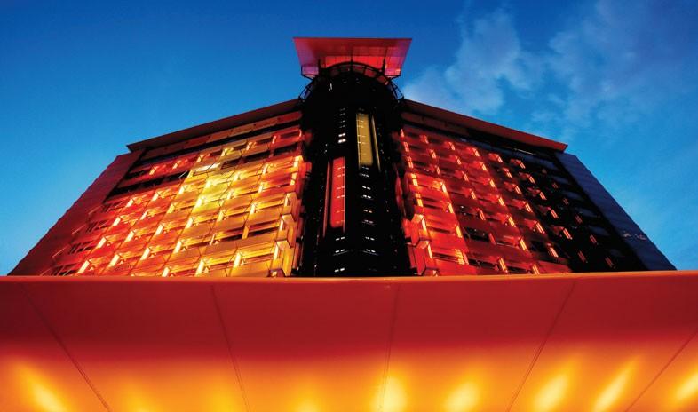 Silken Hotel Puerta America Madrid Meetings.jpg