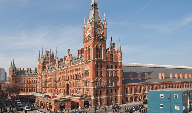 London England Meeting And Event Space At St Pancras