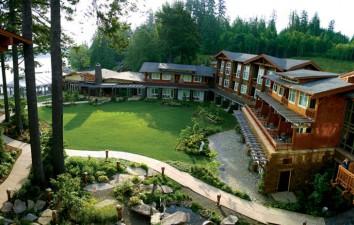 Alderbrook Resort and Spa...