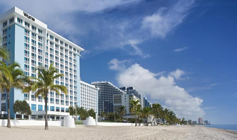 Westin Beach Resort And Spa Miami