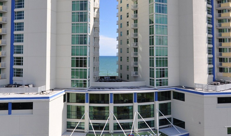 Avista Hotel Myrtle Beach South Carolina