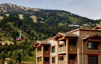 Teton Mountain Lodge & Spa...