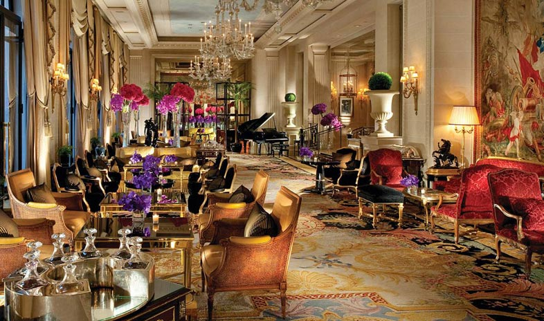 Paris France Meeting And Event Space At Four Seasons