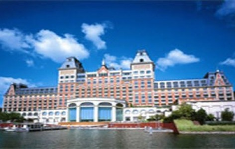 Nagasaki japan meeting and event space at hotel okura for Hotel okura jr huis ten bosch