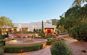 JW Marriott Scottsdale...