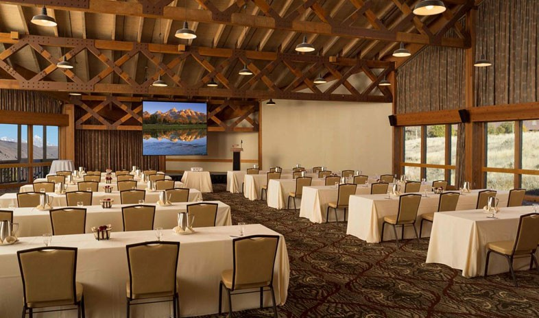Jackson Hole, Wyoming, United States - Meeting and Event