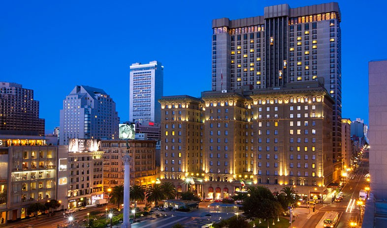 Westin St Francis Hotel San Francisco Reviews