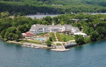 The Sagamore Resort on...