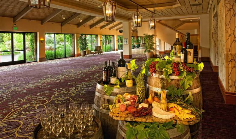 Doubletree Hotel Sonoma Wine Country Meetings Jpg