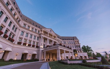 Nemacolin Woodlands Resort...
