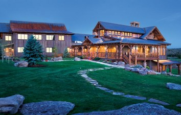 The Brush Creek Luxury...